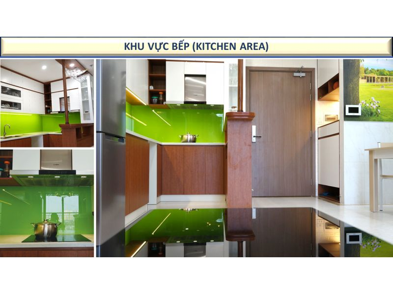 A luxury 3 bdrs-apartment Vinhomes Green Bay
