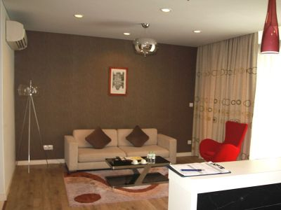 ID1003-A luxurious apartment in Cau Giay District