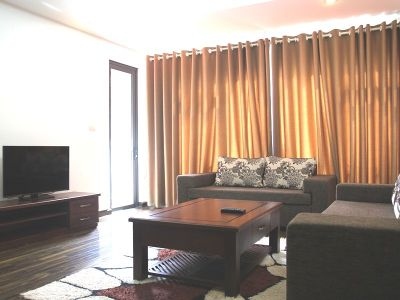 ID1007- 02 Bedroom-apartment in Cau Giay District