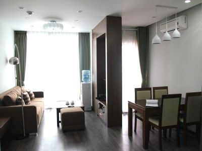 A luxury 2 bdrs-apartment on Cau Giay street-ID1012