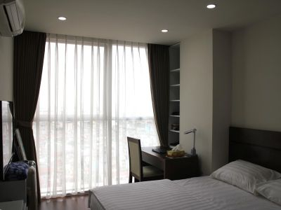 A luxury 1 bdrs-apartment on Cau Giay street-ID1014