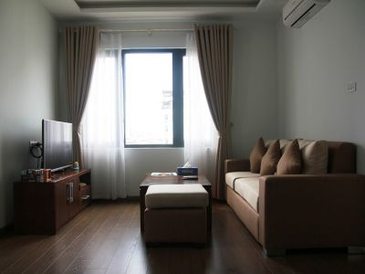 A luxury 1 bedroom-apartment on Tran Thai Tong street-ID1015