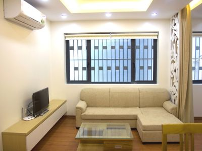 One bedroom-apartment on Dao Tan street - ID2034